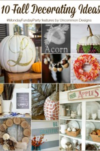 10 Fall Decorating Ideas | www.settingforfour.com