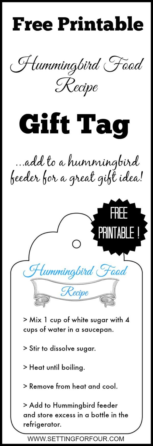 Recipe For Hummingbird Feeders Homemade Hummingbird Food