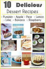 10 delicious dessert recipes to make NOW!