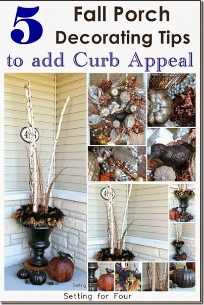 5 Fall Porch Decorating Tips To Add Curb Appeal