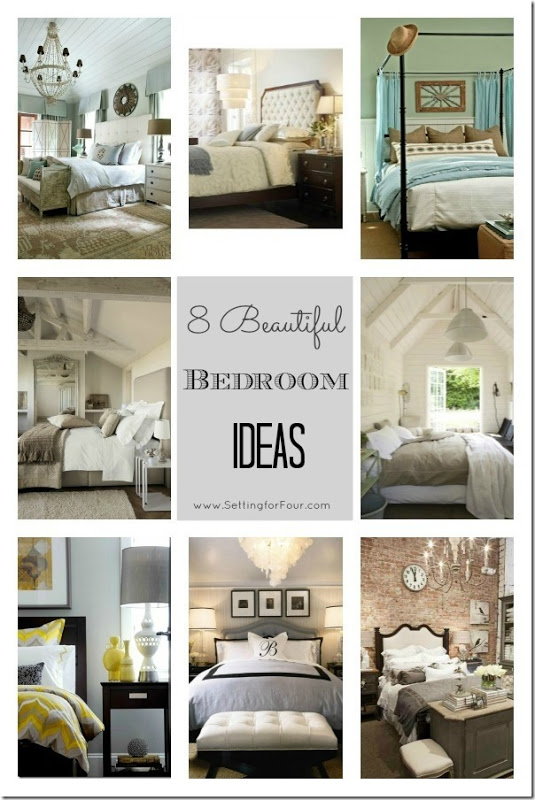 8 Beautiful Bedroom Ideas Decor And Design Tips Setting For Four