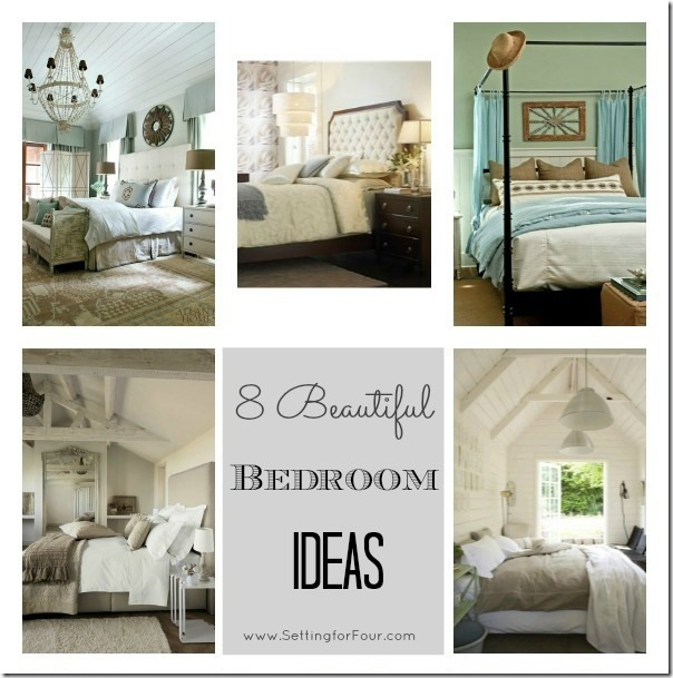 18 Beautiful Bedrooms That Inspire // Home Decor Ideas