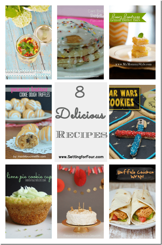 8 Delicious Recipes from Setting for Four