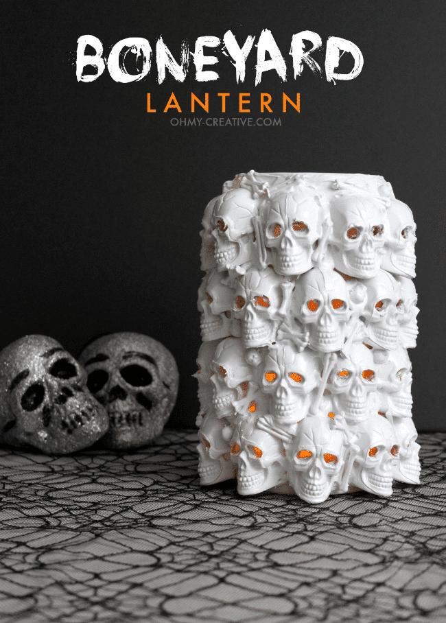Boneyard Lantern