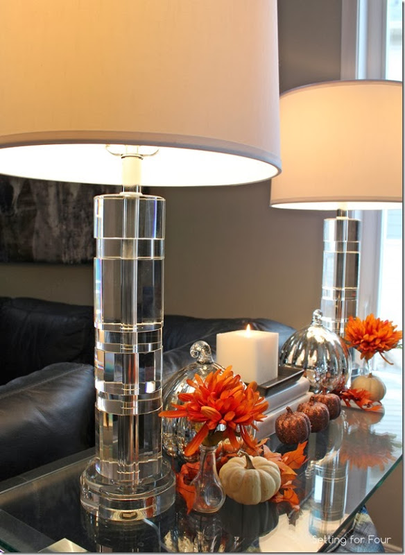 Fall Decor Tips: How to create a Beautiful Fall Vignette