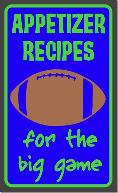 Appetizer Recipe for the big game - Jalapeno Chicken Spirals from Setting for Four #recipe #football