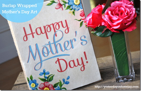 Burlap-Wrapped-Mothers-Day-Art