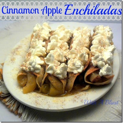 Cinnamon Apple Enchiladas1