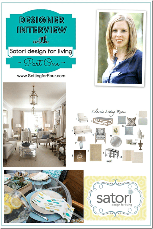 Designer Interview with Satori Design for Living from Setting for Four 600