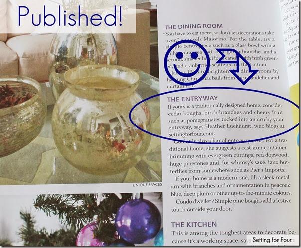 Featured in Ottawa Citizen Style Magazine!