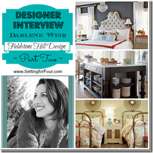 Fieldstone Design Interview Part Two