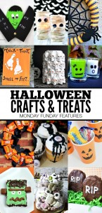12 Halloween Crafts and Treats