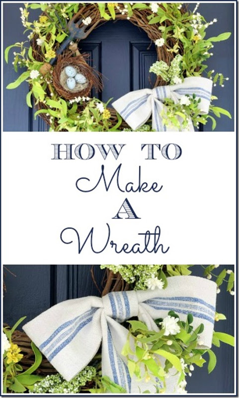 How-To-Make-A-Wreath-from-On-Sutton-Place