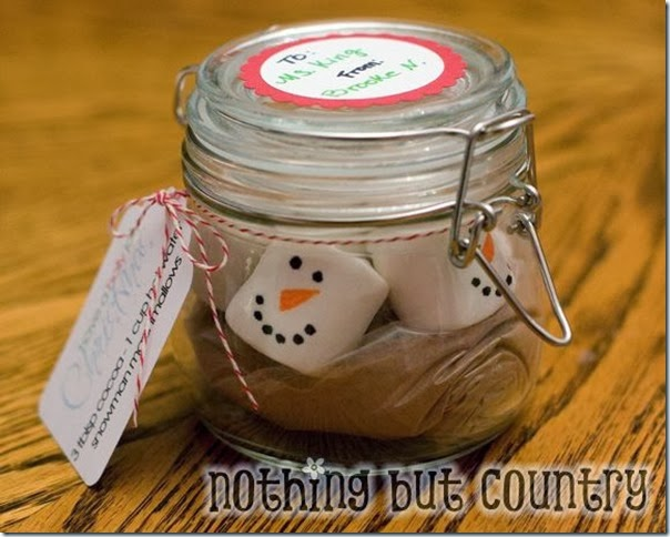 Five Mason Jar Recipes // Holiday Gifts in a Jar - Setting ...
