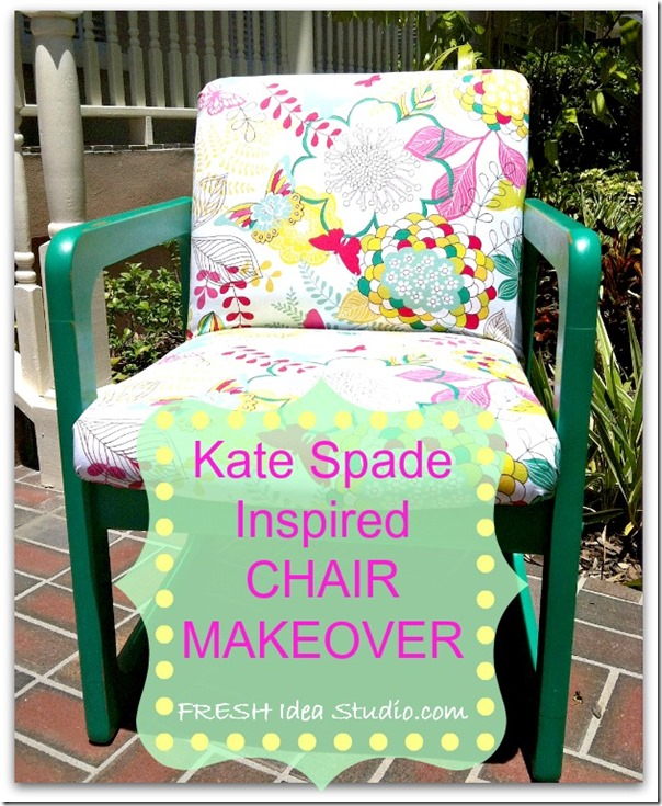 Kate-Spade-Inspired-Chair-Makeover