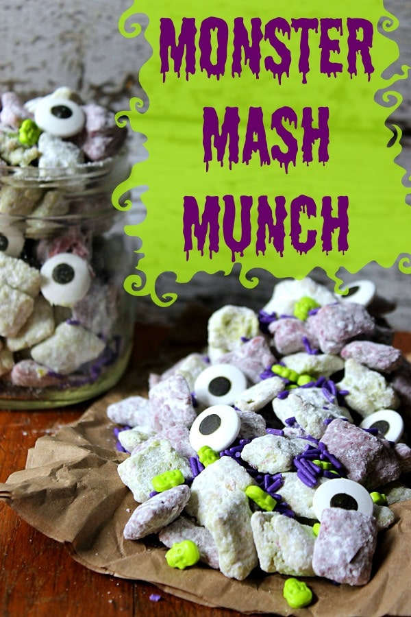 Monster Mash Much