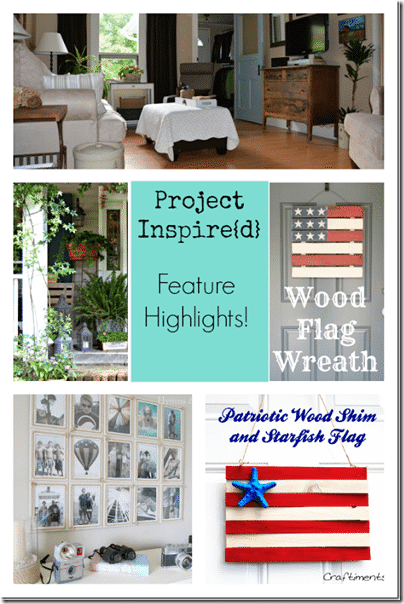 Project Inspired Feature Highlights from Setting for Four
