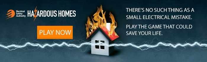 Don't be a victim of  electrical hazards! See these wise electrical safety tips to protect you and your home!   www.settingforfour.com