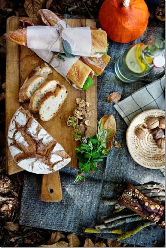 10 fall picnic ideas beautiful inspiring setting for 4 fall picnic food ideas e1348826590633 forumfinder Image collections