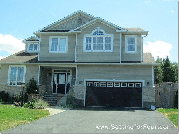 My house - Setting for Four #house #exterior