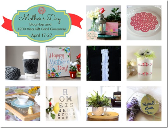 10 Beautiful Mothers Day DIY Gift Ideas from Setting for Four
