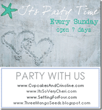 It's Party Time at Setting for Four
