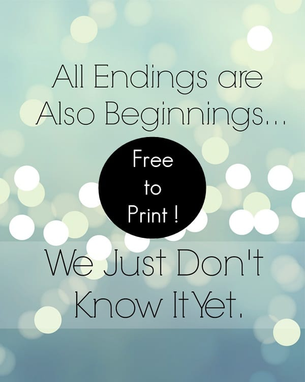 FREE Inspirational Printable!Print frame and hang in your office or a kid's room! www.settingforfour.com