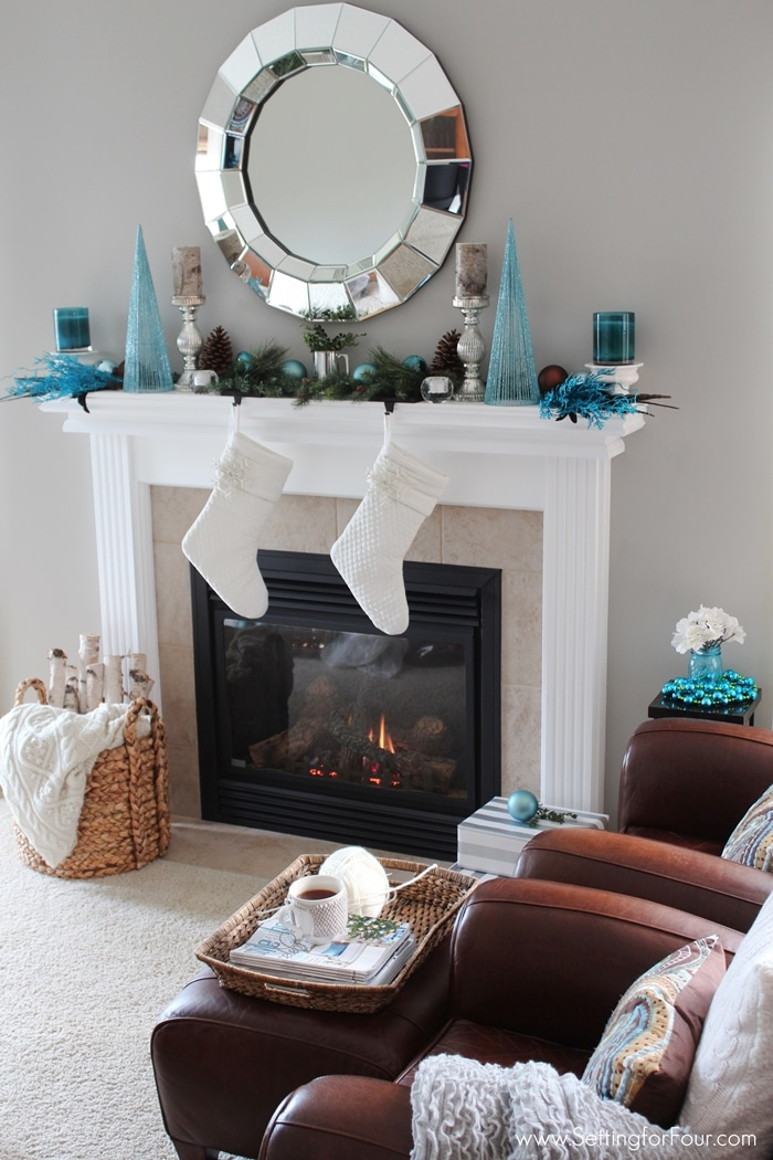Mantel Designs Ideas