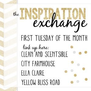 Join the Inspiration Exchange Link Party!