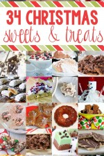 Christmas Baking Ideas – 34 Sweets and Treats Recipes