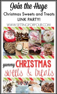 Christmas Sweets and Treats Recipes Link Party
