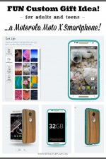 Customized Smartphone Gifting with Motorola Moto X