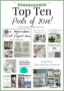 Top Ten Blog Posts of 2014