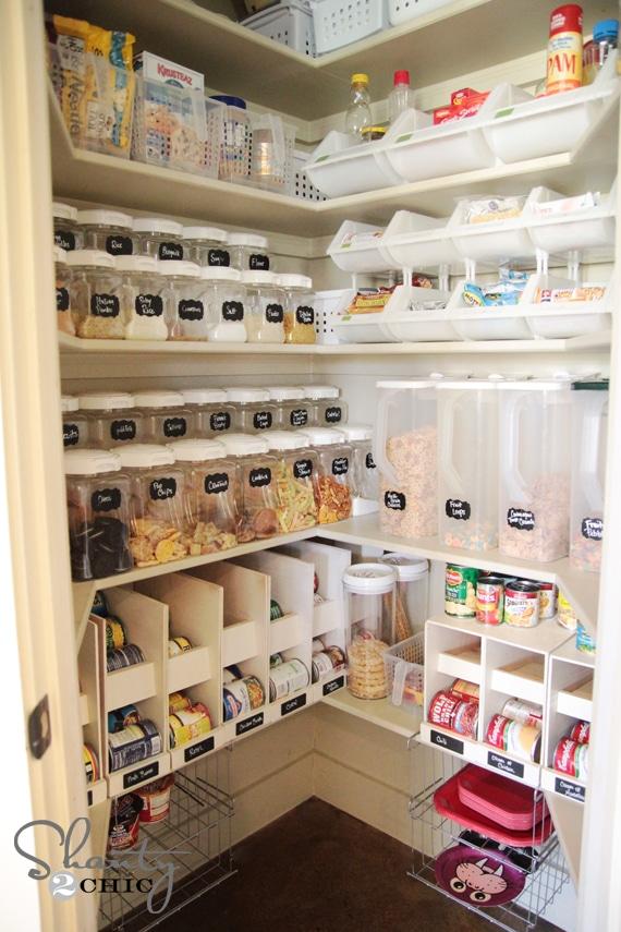 10 Budget Friendly Creative Kitchen Organization Ideas
