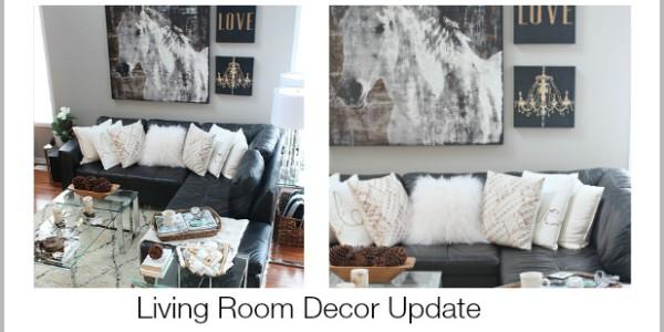 Living Room Decor Updates