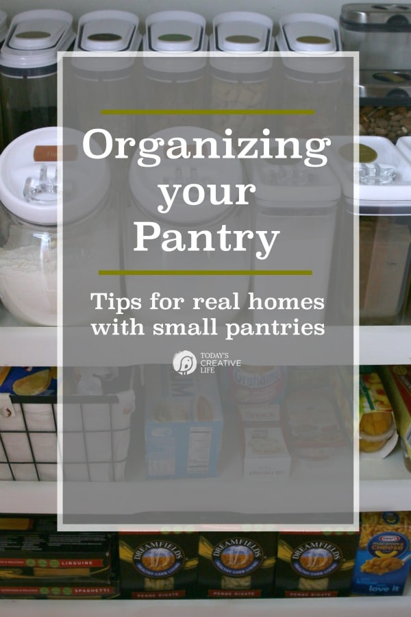 Five Easy Freezer Organizing Ideas Setting For Four