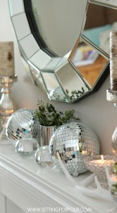 Mantel Decorating Ideas for Winter
