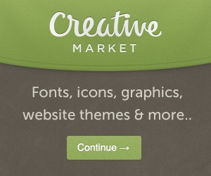 Check out Creative Market to see the amazing fonts and graphics I use for my blog www.settingforfour.com