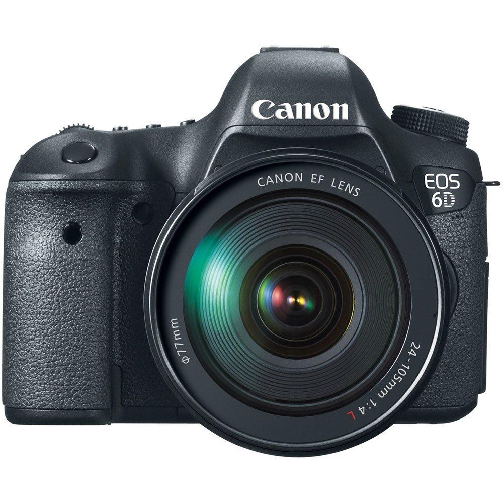Canon 6D camera.