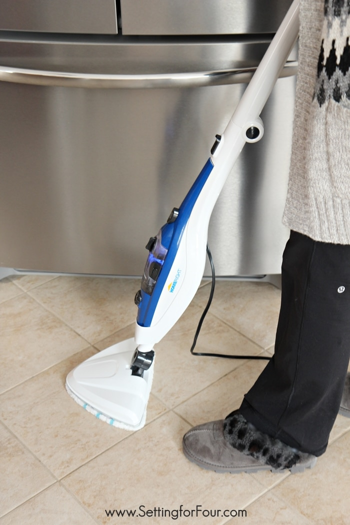 how to clean tile floors and grout