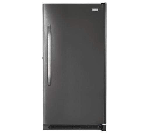 Frigidaire Classic Slate upright freezer. #spon