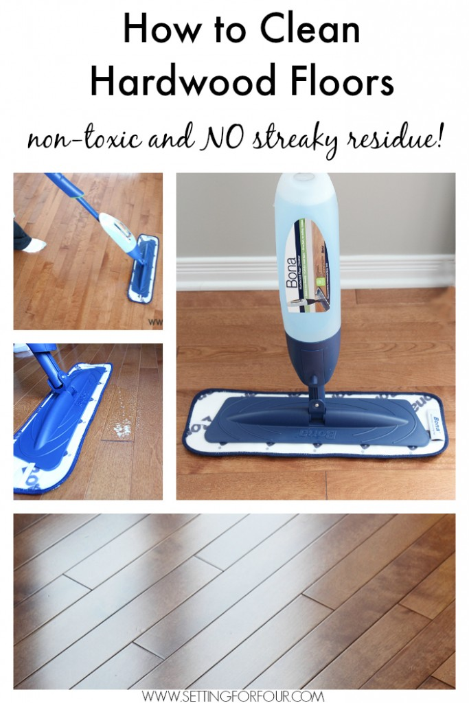 floor care tips and free spring cleaning printable With how to disinfect wood floors