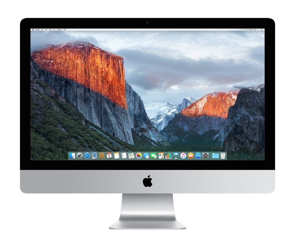 My Apple iMac 27 inch Retina 5K Desktop has been the BEST purchase I'v made for my blogging business! It's reliable, doesn't crash like my PC used to, and the 27 inch monitor is fabulous for editing images for my website!
