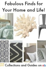 See my fabulous finds for your home and life that I've picked out just for you! Lots of inspirational Decor and DIY tips and picks to simplify your life in my eBay collections and guides!