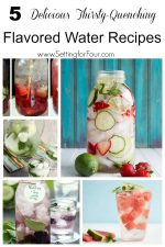 5 Delicious Thirst-Quenching Flavored Water Ideas
