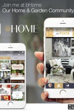 An Online Home and Garden Community – bHome app