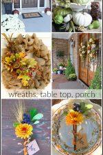 7 Beautiful Fall Decor Ideas