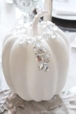 DIY Glam pumpkin tutorial
