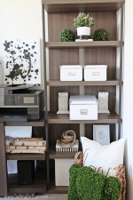 Home Office Furniture Ideas with Storage
