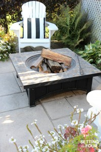 Clever Wood Storage Idea! How to Keep Firewood Dry